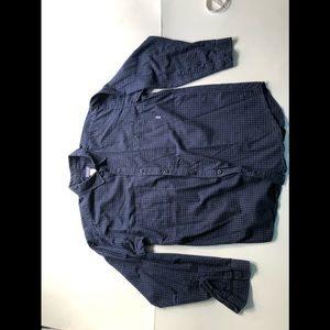 Patagonia double pocket long sleeve shirt